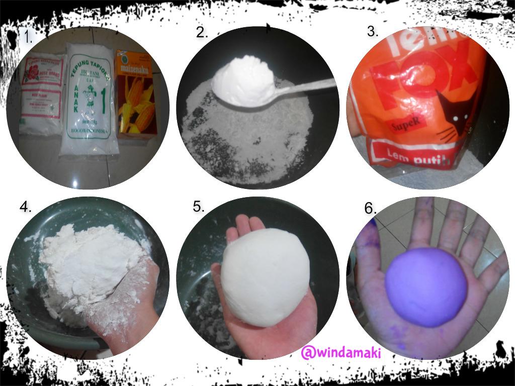 Belajar Membuat Adonan Boneka Clay Yuk D